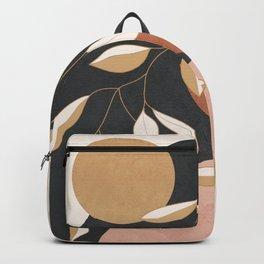 Abstract Nature Balance Backpack