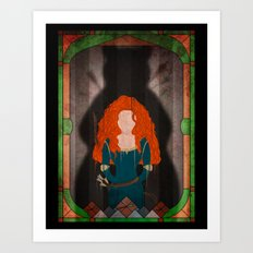 Shadow Collection, Series 1 - Arrow Art Print