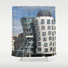 Fred & Ginger Shower Curtain