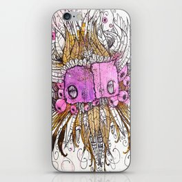'Patience' iPhone Skin
