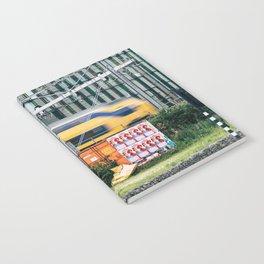 Commuter Train Notebook