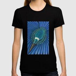 New Zealand Sacred Kingfisher T-shirt