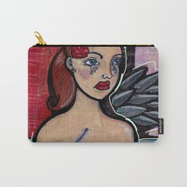 Pin-up Study Carry-All Pouch