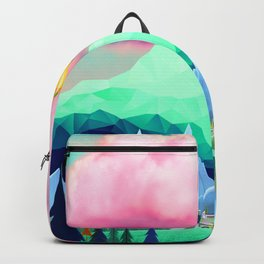 LETS GET HIGH Backpack