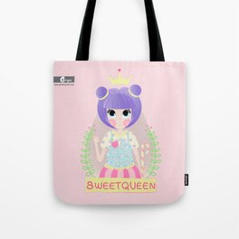 Candy queen Tote Bag