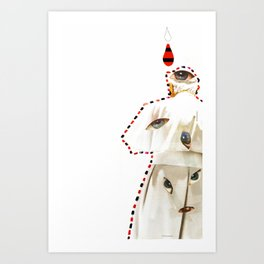 the Patriarch of Rome Art Print