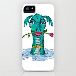XOXO Nessie <3 iPhone Case