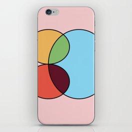 Love of Numbers iPhone Skin