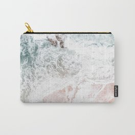 Sands of Coral Haze Carry-All Pouch
