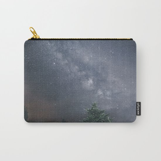 Milky way night sky Carry-All Pouch