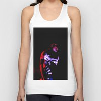 childish gambino Tank Tops featuring Childish Gambino by Ashley Overton
