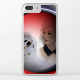 fashiondoll's day -21- Clear iPhone Case