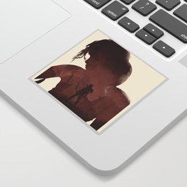 Tomb Raider (II) Sticker