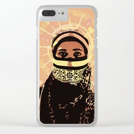 The Rebel Clear iPhone Case