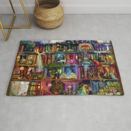 Whimsy Trove - Treasure Hunt Rug