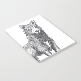 The Lone She-Wolf Notebook
