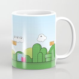 World of Mario Coffee Mug