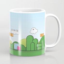World of Mario Coffee Mug