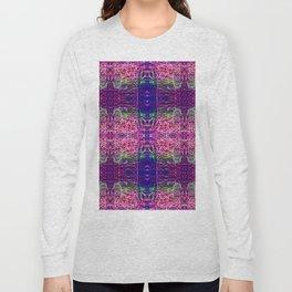 220 - Abstract lights design Long Sleeve T-shirt