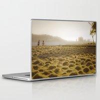 run Laptop & iPad Skins featuring Run by Sébastien BOUVIER