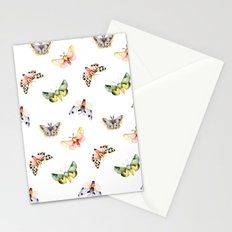Autumn Moths Stationery Cards