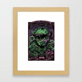 Little Shop of Horrors - Musical Framed Art Print