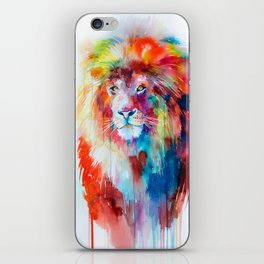 Lion iPhone Skin