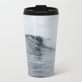 One wave at a time Travel Mug