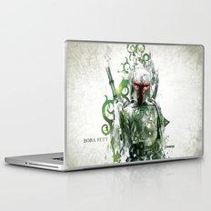 Star Wars _ Boba Fett Laptop & iPad Skin