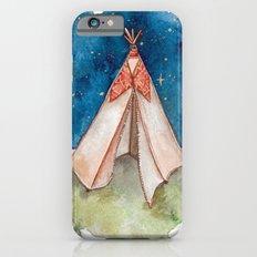 Tiny Teepee iPhone 6s Slim Case