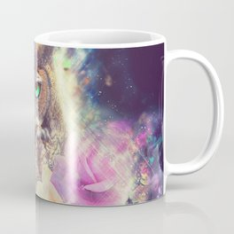 Space Owl with Spice Coffee Mug