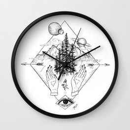 Create/Complicate Wall Clock