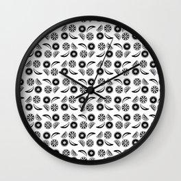 Fruit Festival Wall Clock