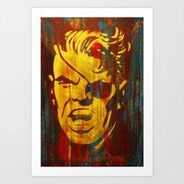 Get Furious Art Print