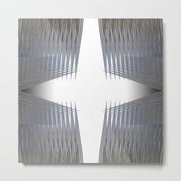 Abstration Metal Print