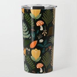 FOREST PATTERN Travel Mug