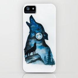 Spirit Wolf iPhone Case
