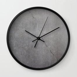 Cement / Concrete / Stone texture (1/3) Wall Clock