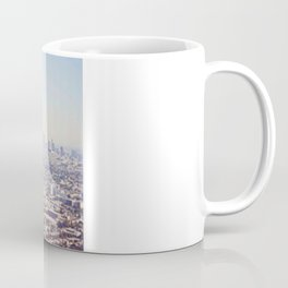 View from the Top, Los Angeles Coffee Mug