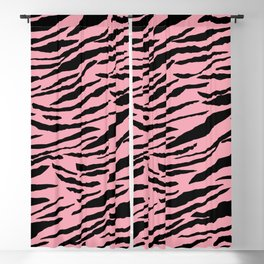 Tiger Animal Print Glam #2 #pattern #decor #art #society6 Blackout Curtain