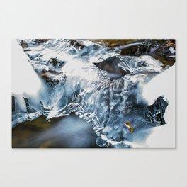 Streaming NH Canvas Print