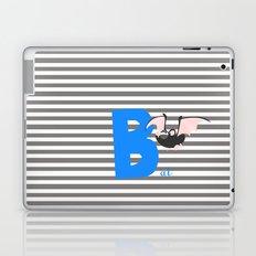 b for bat Laptop & iPad Skin
