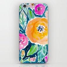 Night Roses iPhone & iPod Skin
