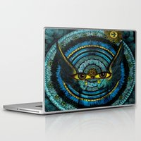 halo Laptop & iPad Skins featuring Halo by Joellart