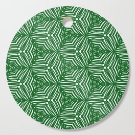 Love green 01 Cutting Board