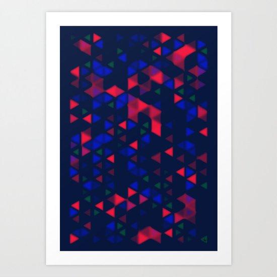 Okla Art Print
