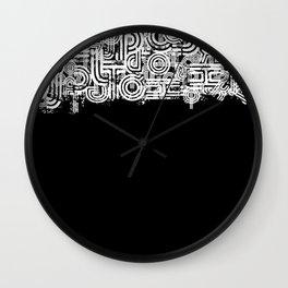 Disorganized Speech #3 Wall Clock