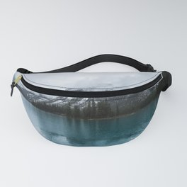 Smokey Mountains Landscape Photography Alberta Fanny Pack