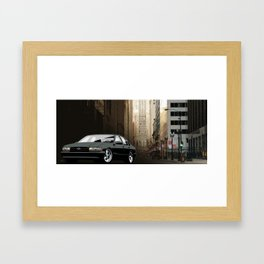 Impala SS Dggm Framed Art Print
