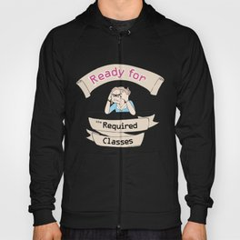 The Stuy-holic: Ready for the Required Classes Hoody